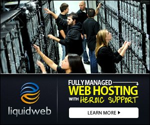 Liquid Web Fully Managed Web Hosting
