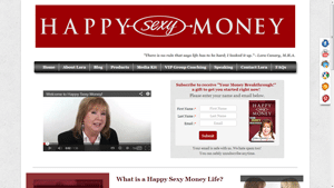 Happy Sexy Money - New Design