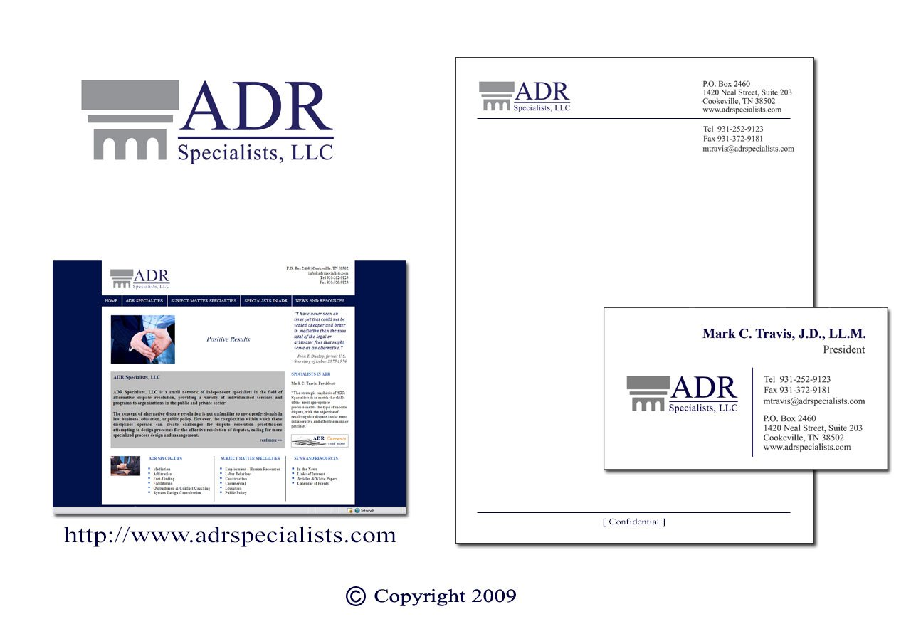 ADR Corporate Identity Package