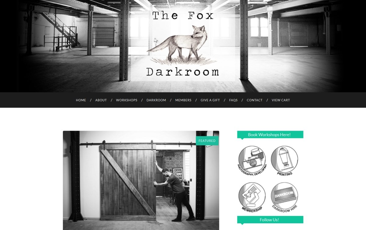 The Fox Darkroom