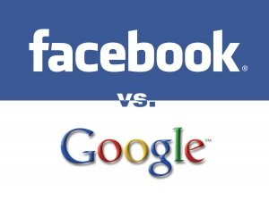 Facebook Google Ads War