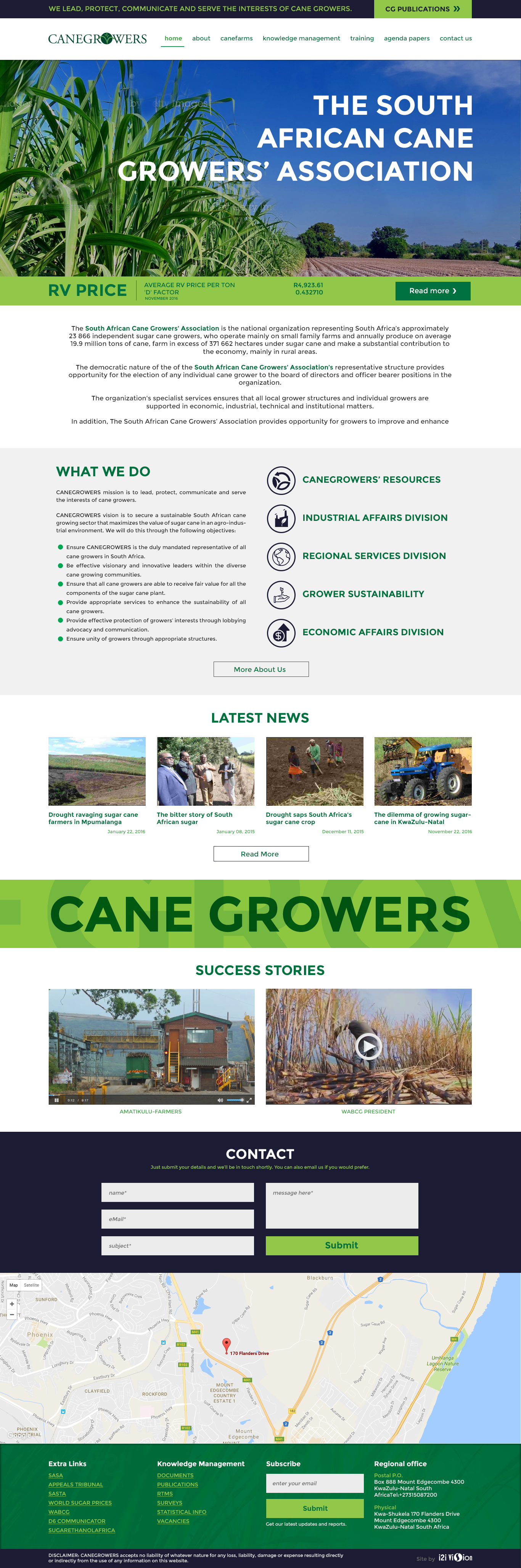 South African Canegrowers' Association